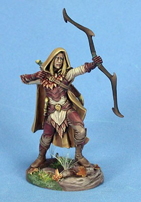 DSM7420 Male Wood Elf Archer