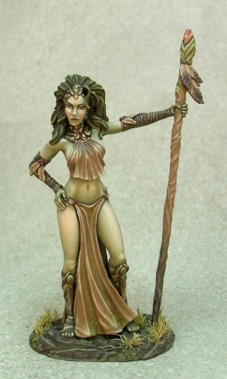 DSM7442 Wood Elf Goddess - Avatar Form