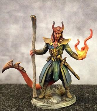 DSM7456 Demonkin Fighter/Mage