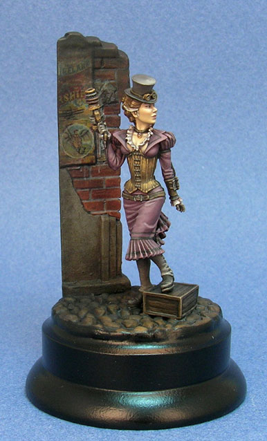 DSM7513 Special Edition Miniature: Dark Sword 8th Anniversary
