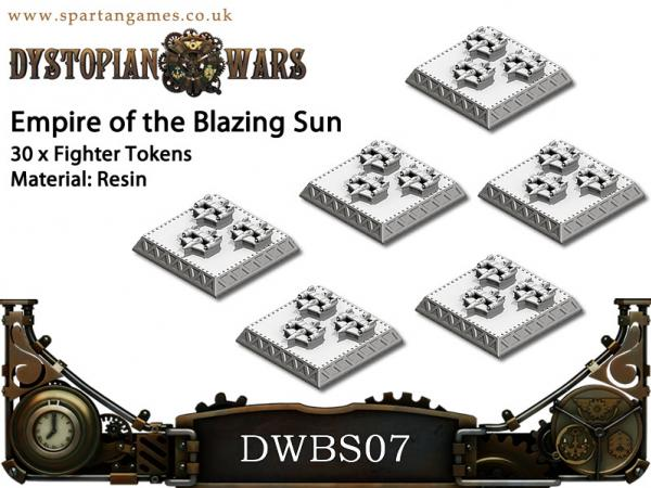 DWBS07 Fighter Tokens (30)