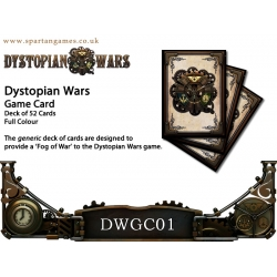 DWGC01 Game Cards
