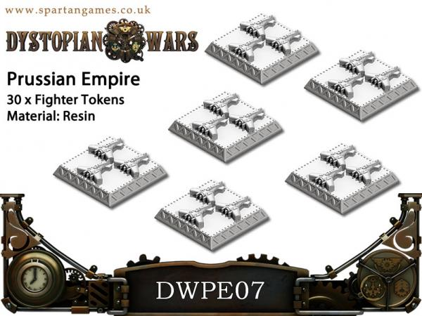 DWPE07 Fighter Tokens (30)