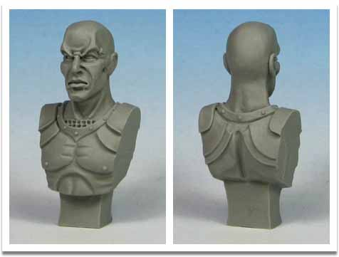 Evil Warrior Bust
