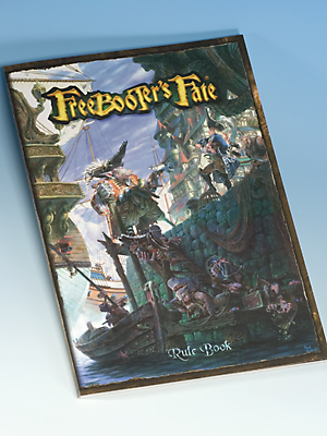 FF002 Freebooter's Fate Rulebook