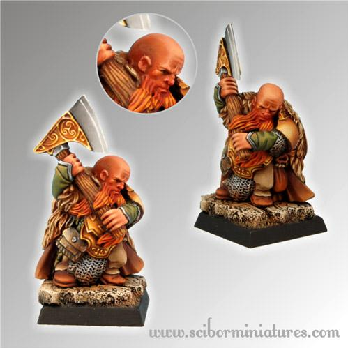 Dwarf Ducal Guard #1