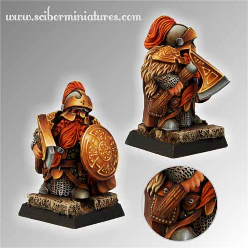 Dwarf Ducal Guard #5