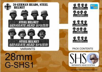 GSHS1 Germans in Steel Helmets