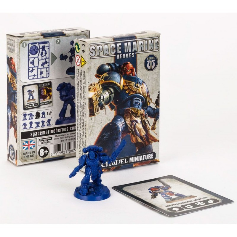 Space Marine Heroes Series 1