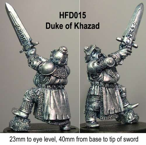 HFD015 Duke of Khazard