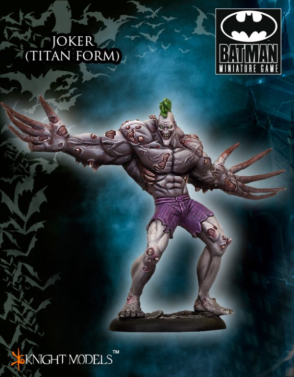 Joker Titan Form