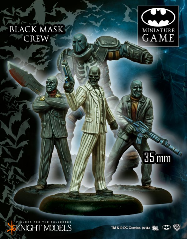 Black Mask Crew (DC Comics)
