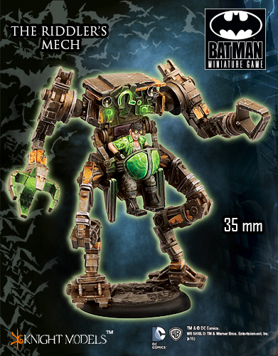 Riddler Mech (Arkham Knight)