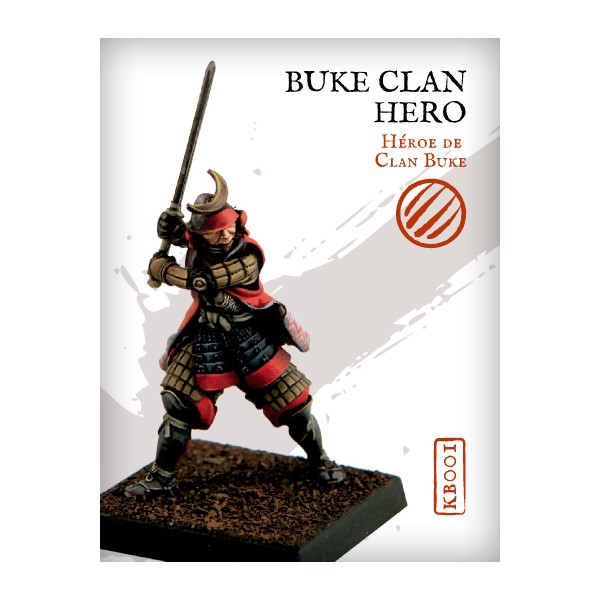 KB001 Buke Clan Hero #1
