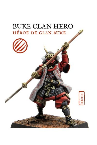 KB011 Buke Clan Hero #2