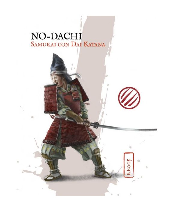 KE005 Samurai with Dai Katana