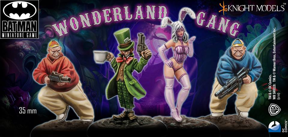 Wonderland Gang (DC Comics)
