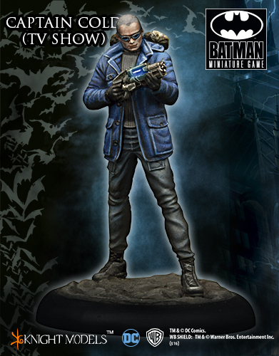 Captain Cold (TV Series)