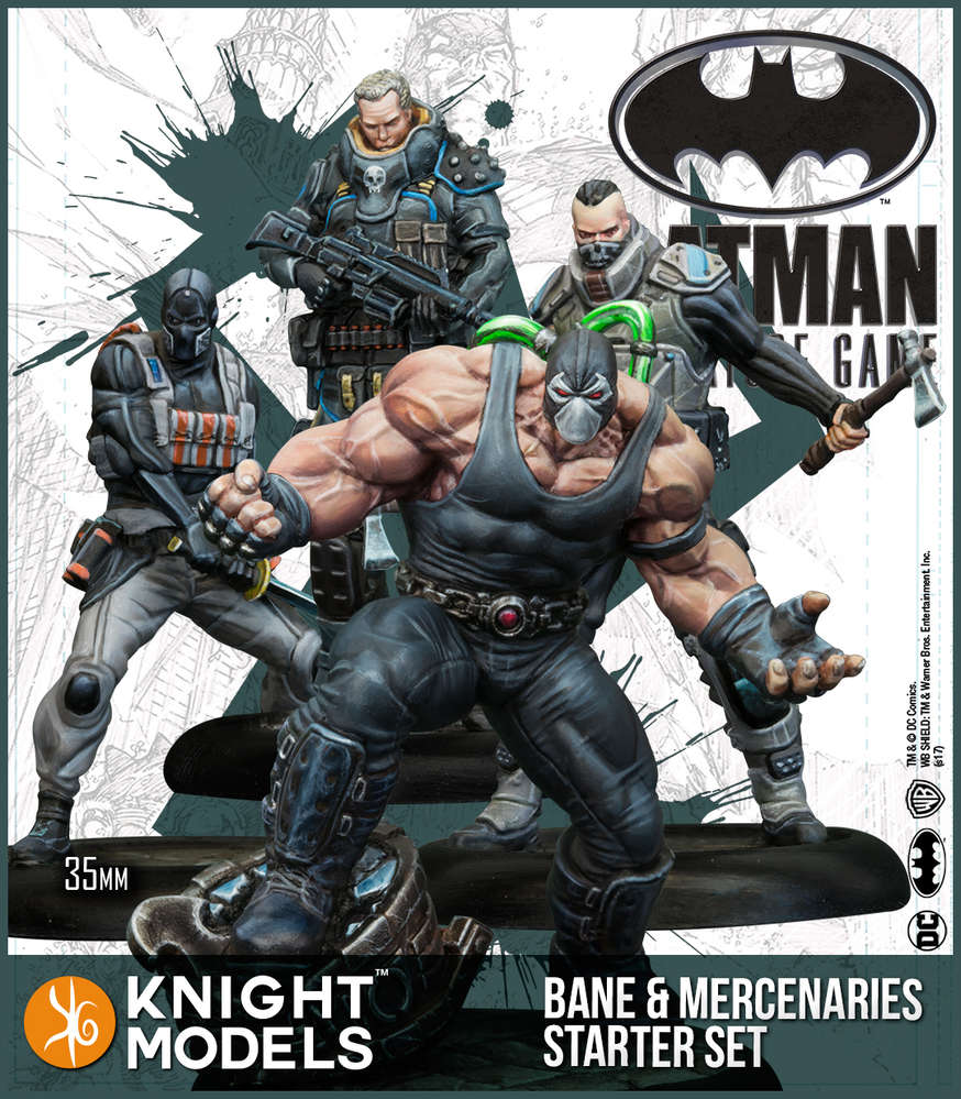 Bane & Mercenaries Starter Set (2nd ED)