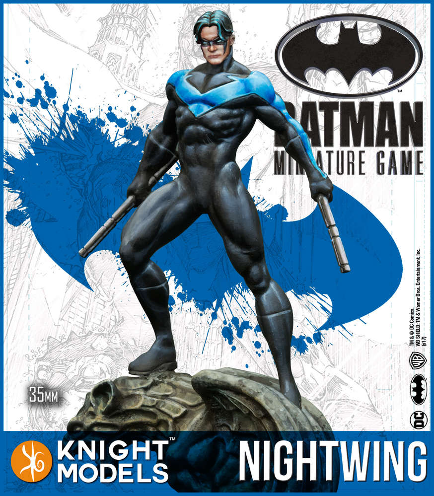 Nightwing (2nd Ed)