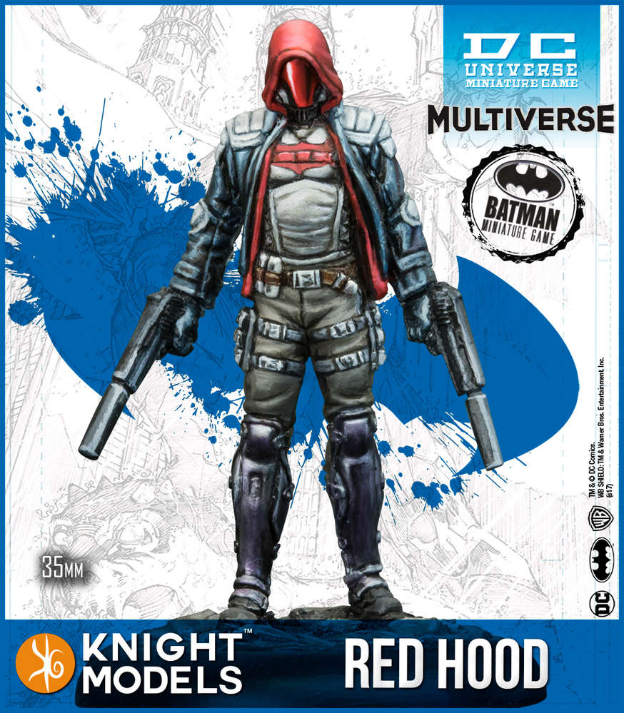 Red Hood (2nd Ed)