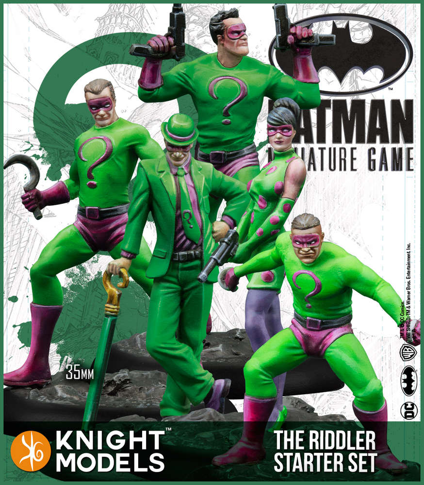 The Riddler Starter Set (2nd Ed)