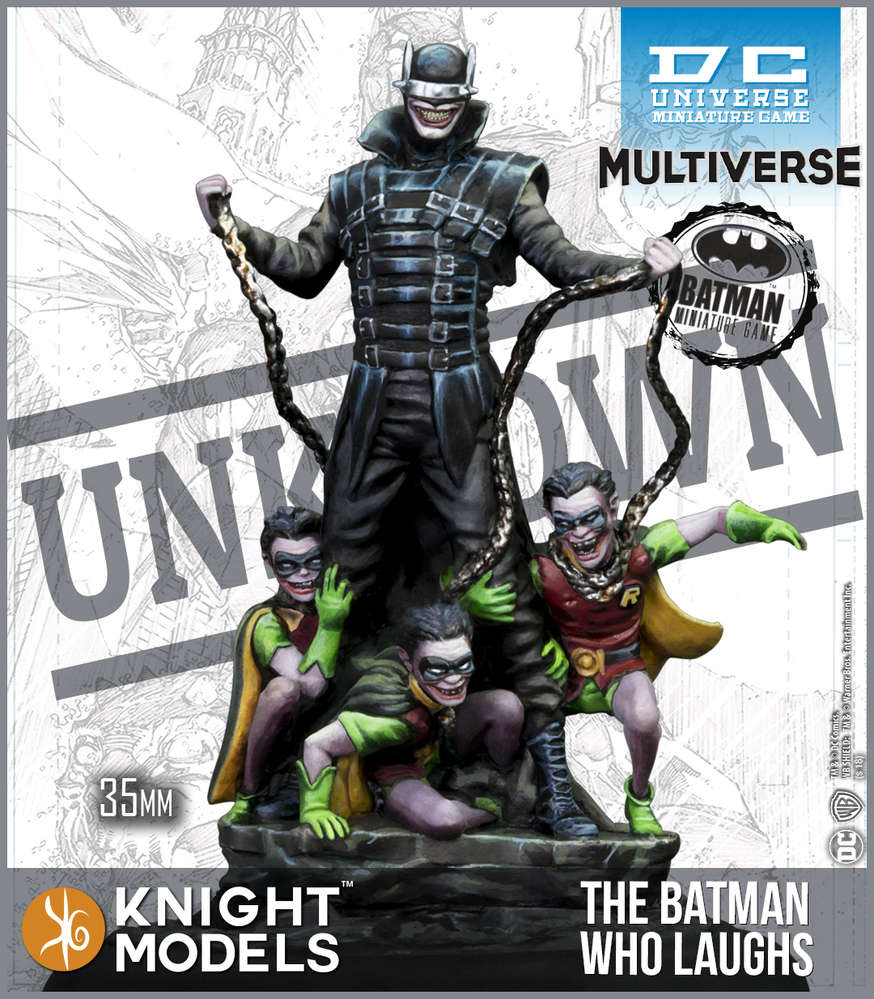 The Batman Who Laughs (2nd Edition)