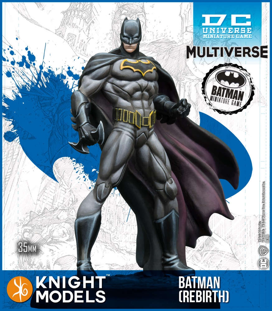 Batman (Rebirth) (2nd Ed)