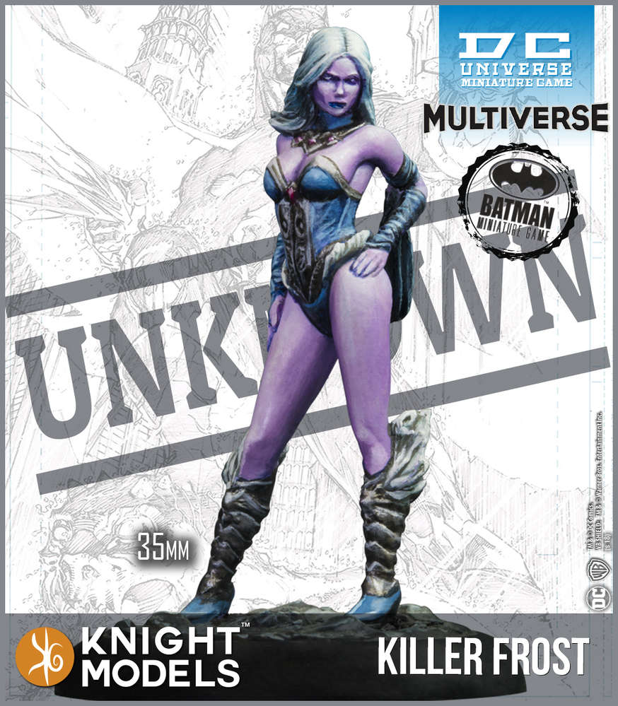Killer Frost (2nd Edition)
