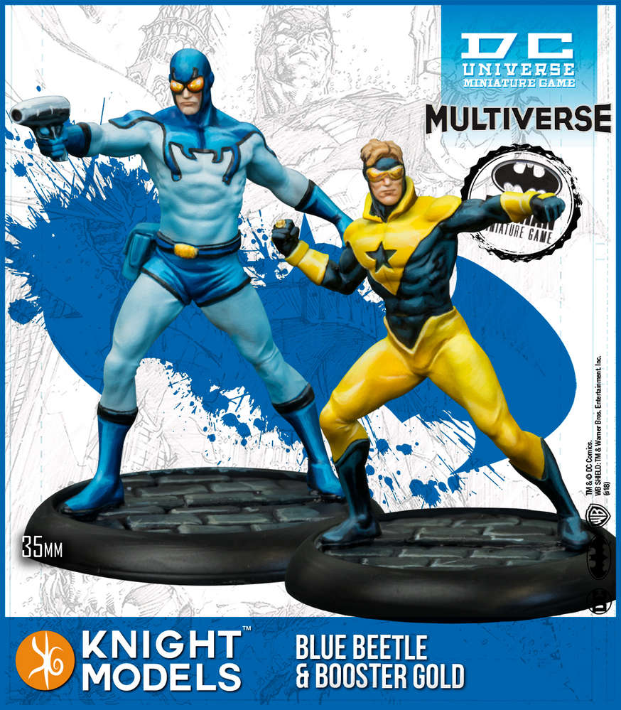 Blue Beetle & Booster Gold (2nd Ed)