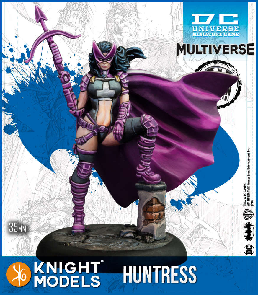 Huntress (2nd Ed)