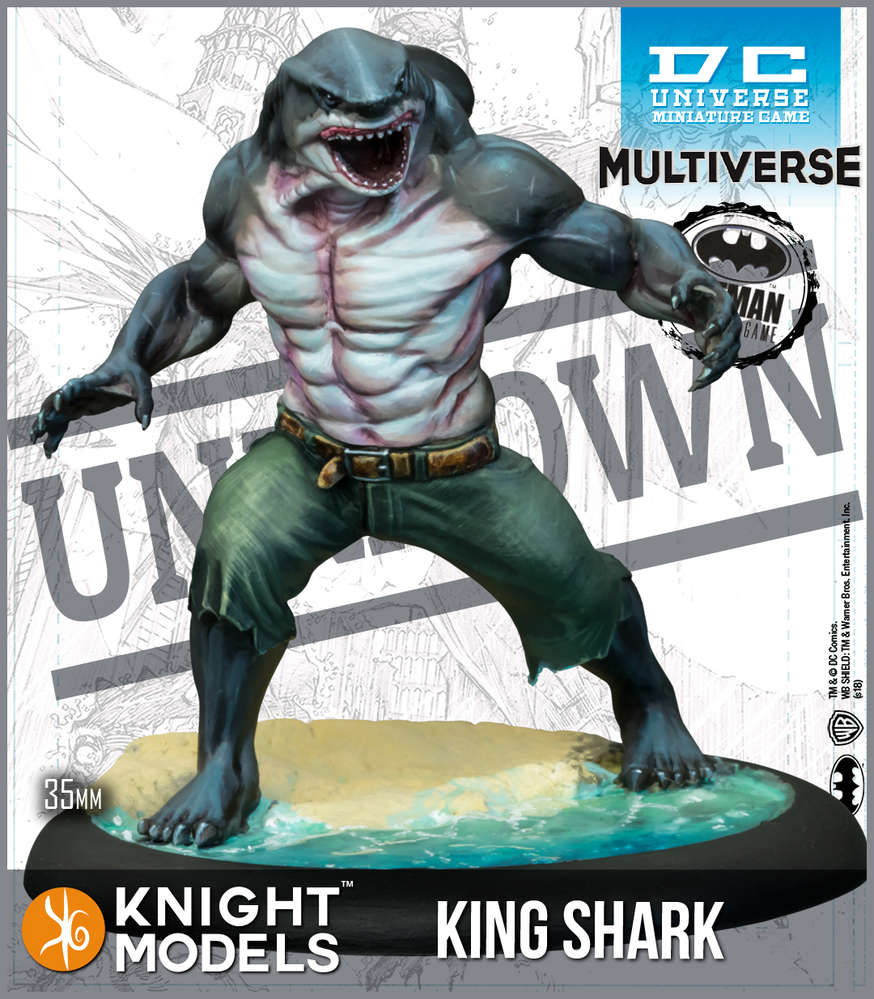 King Shark (TV Show) (2nd Ed)