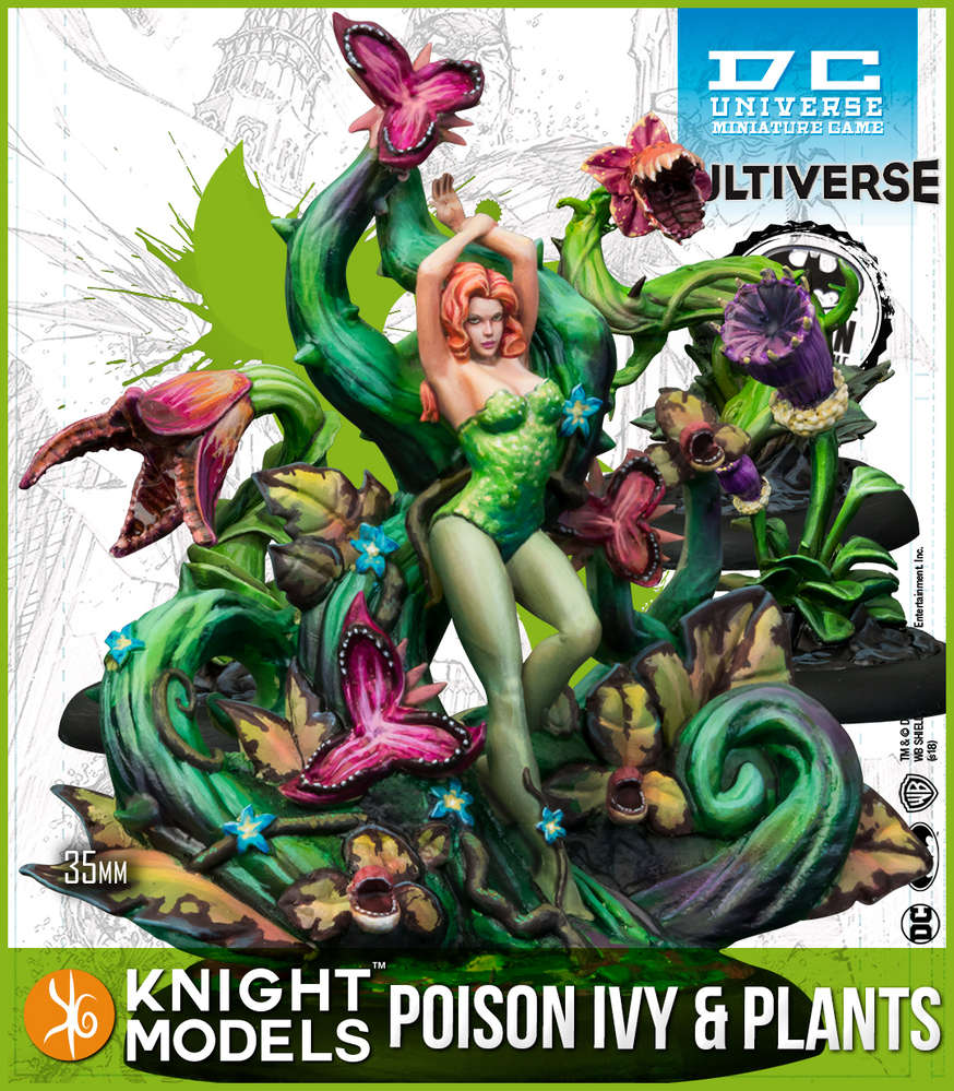Poison Ivy & Plants (Comic) (2nd Ed)