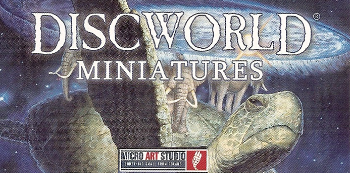 Disckworld Miniatures
