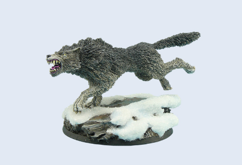 M00019 Great Wolf #2