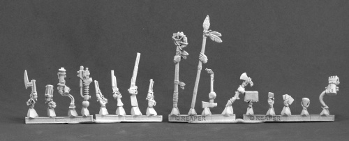 59026 Deadlands Weapons & Accessories