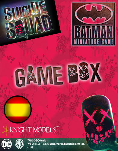 Game Box - Suicide Squad