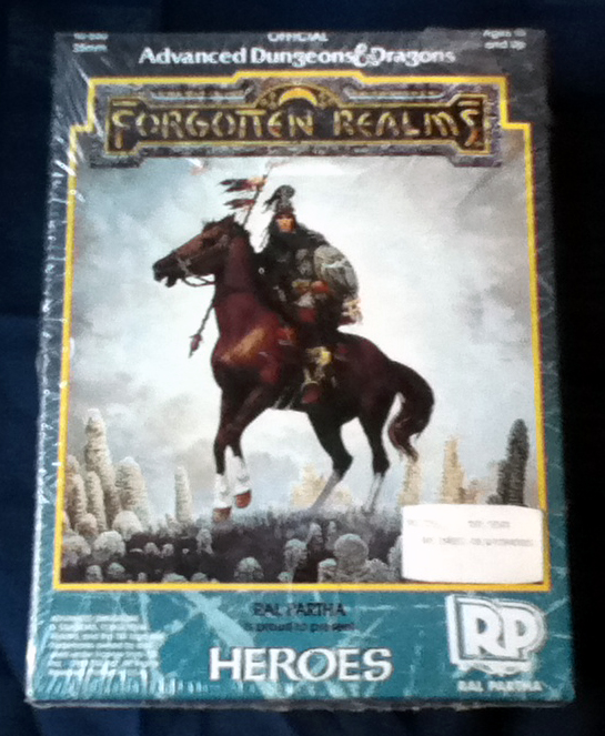 10-550 Forgotten Realms Heroes