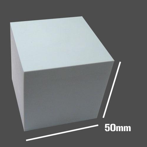 Resin Display Cube 50mm