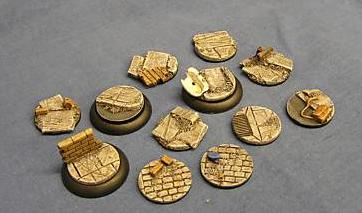 Ruined city Bases