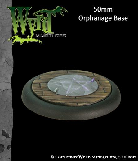 WYR0032 Orphanage Bases 50mm
