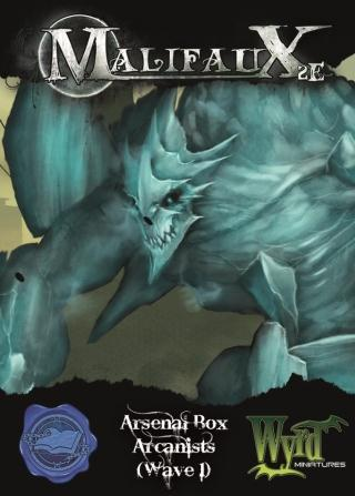 WYR20004 Arcanists: Arsenal Box
