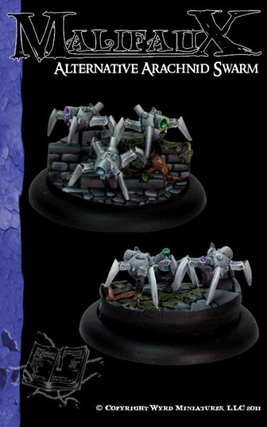 WYR3051 Arachnid Swarm - Alternative
