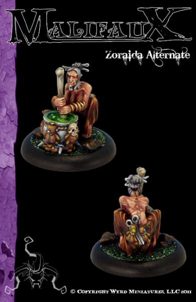 WYR4044 Zoraida (Alternative)