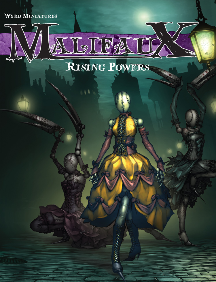 WYR6013 Malifaux: Rising Powers