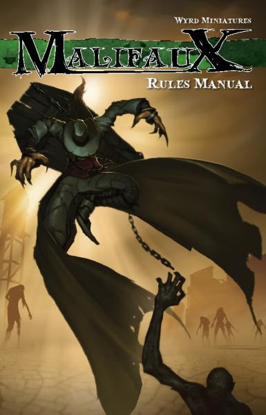 WYR6014 Malifaux Rules Manual