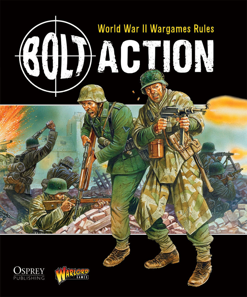 Bolt Action Rulebook