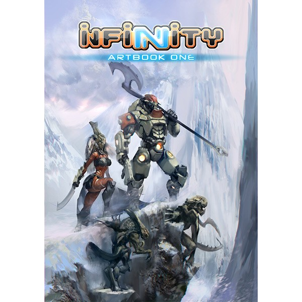 INF289601 Infinity Artbook ONE