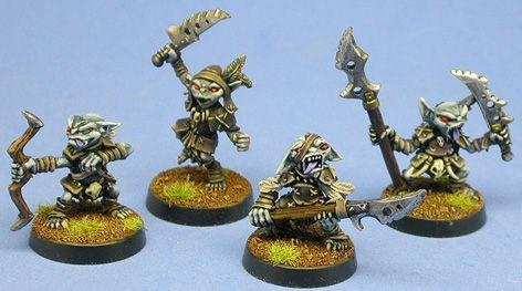 60006 Goblin Warriors